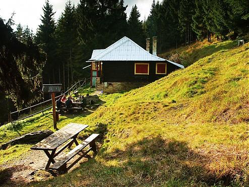 Horská chata Volovec (132 m), Čučma