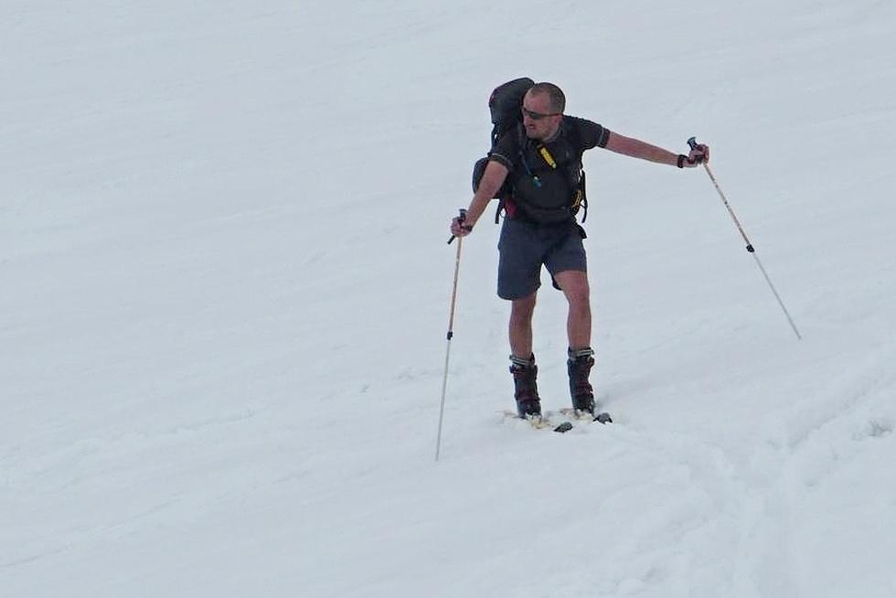 6ed65c9d89 Rada  Čo si obliecť na skialpinistickú túru