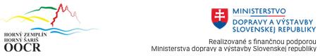Realizované s podporou Ministerstva dopravy a výstavby Slovenskej republiky
