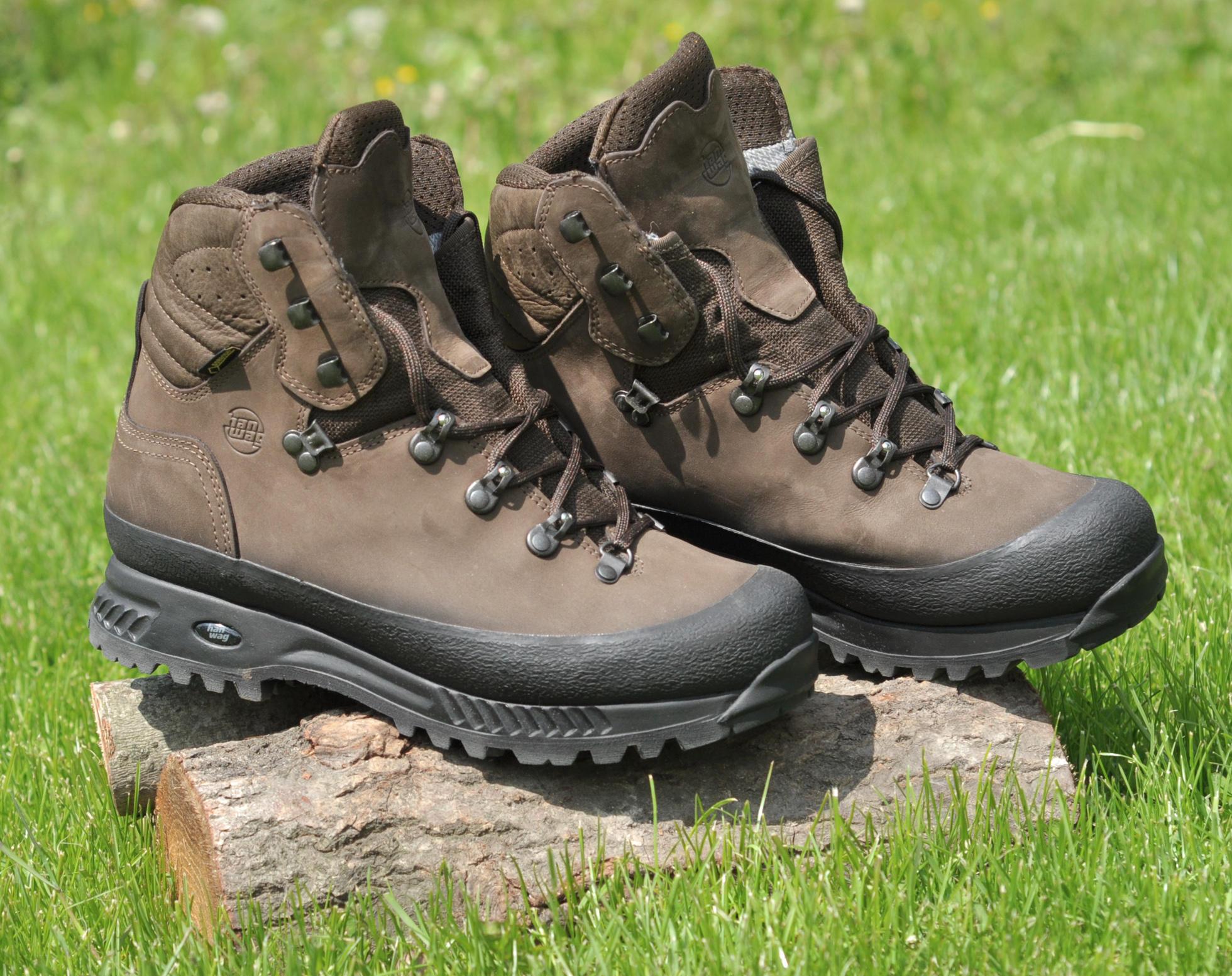 44cb9288f5 Test  Turistické topánky Hanwag Nazcat GTX