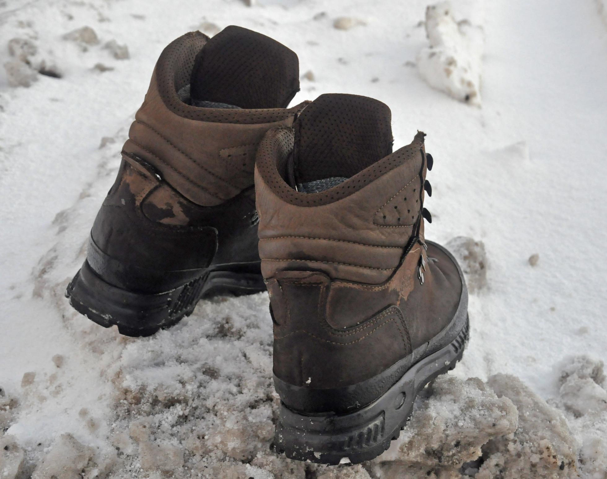 9ac4803ca2 Test  Turistické topánky Hanwag Nazcat GTX
