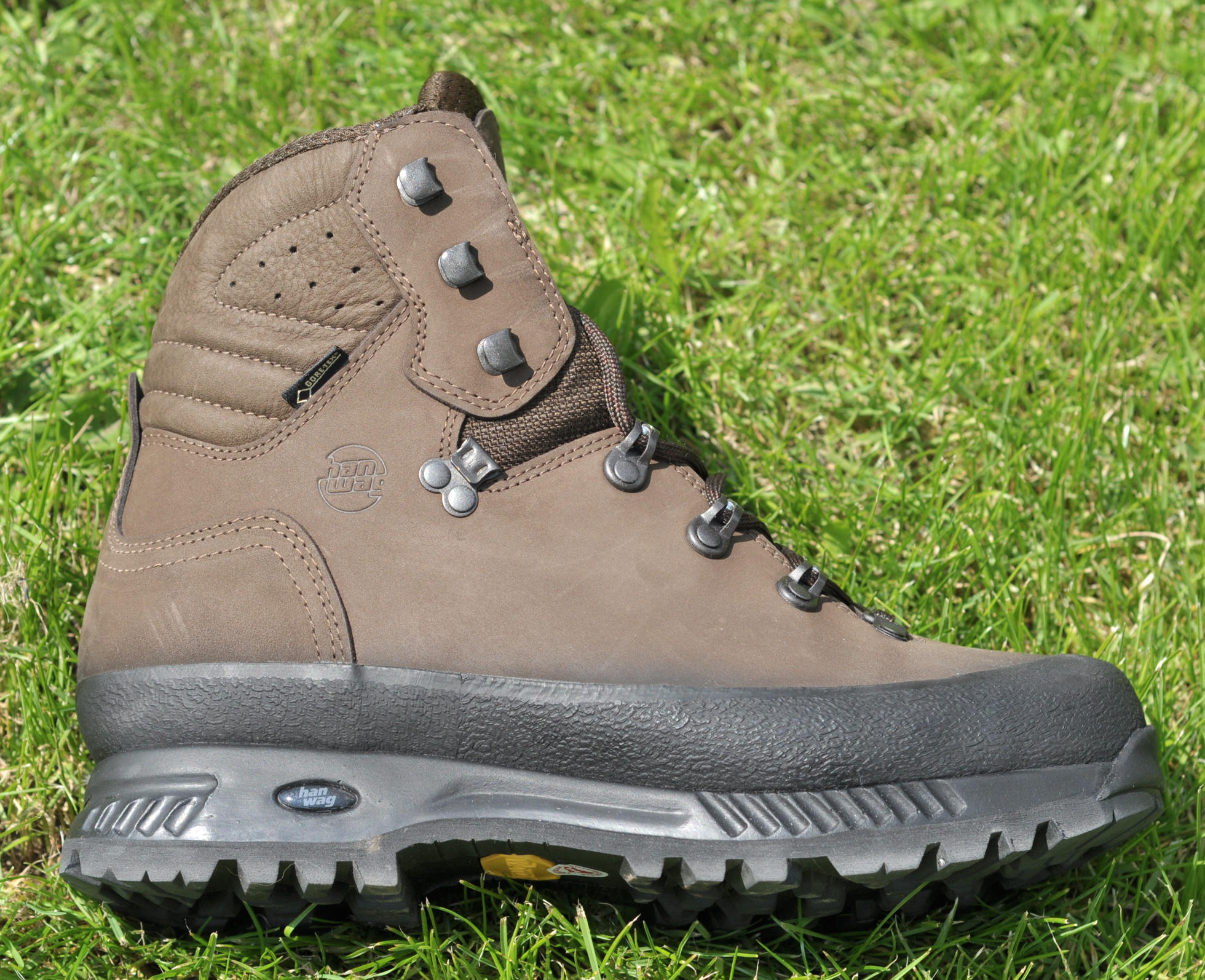 Test  Turistické topánky Hanwag Nazcat GTX  5261839f469