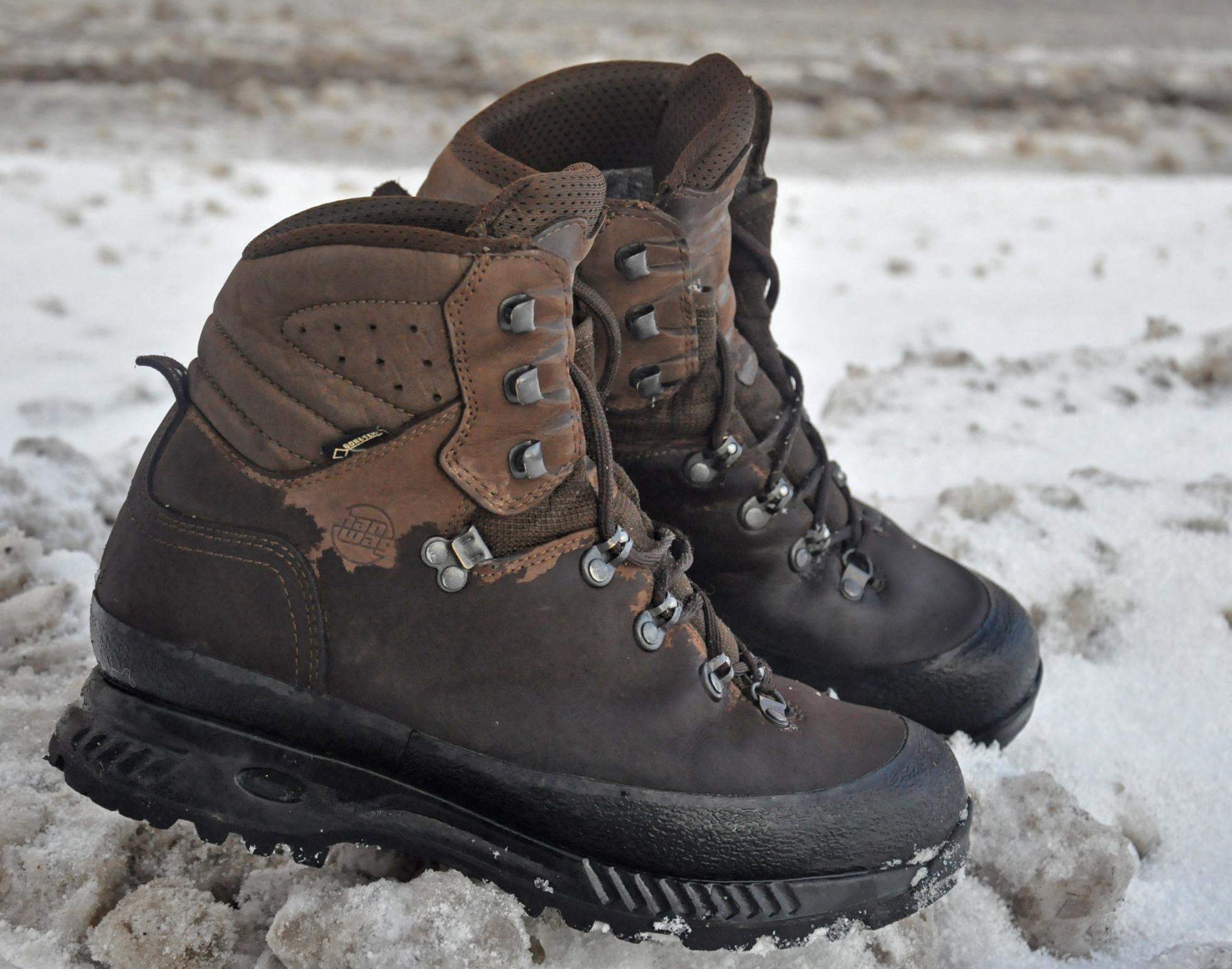 Test  Turistické topánky Hanwag Nazcat GTX  b157169c94c