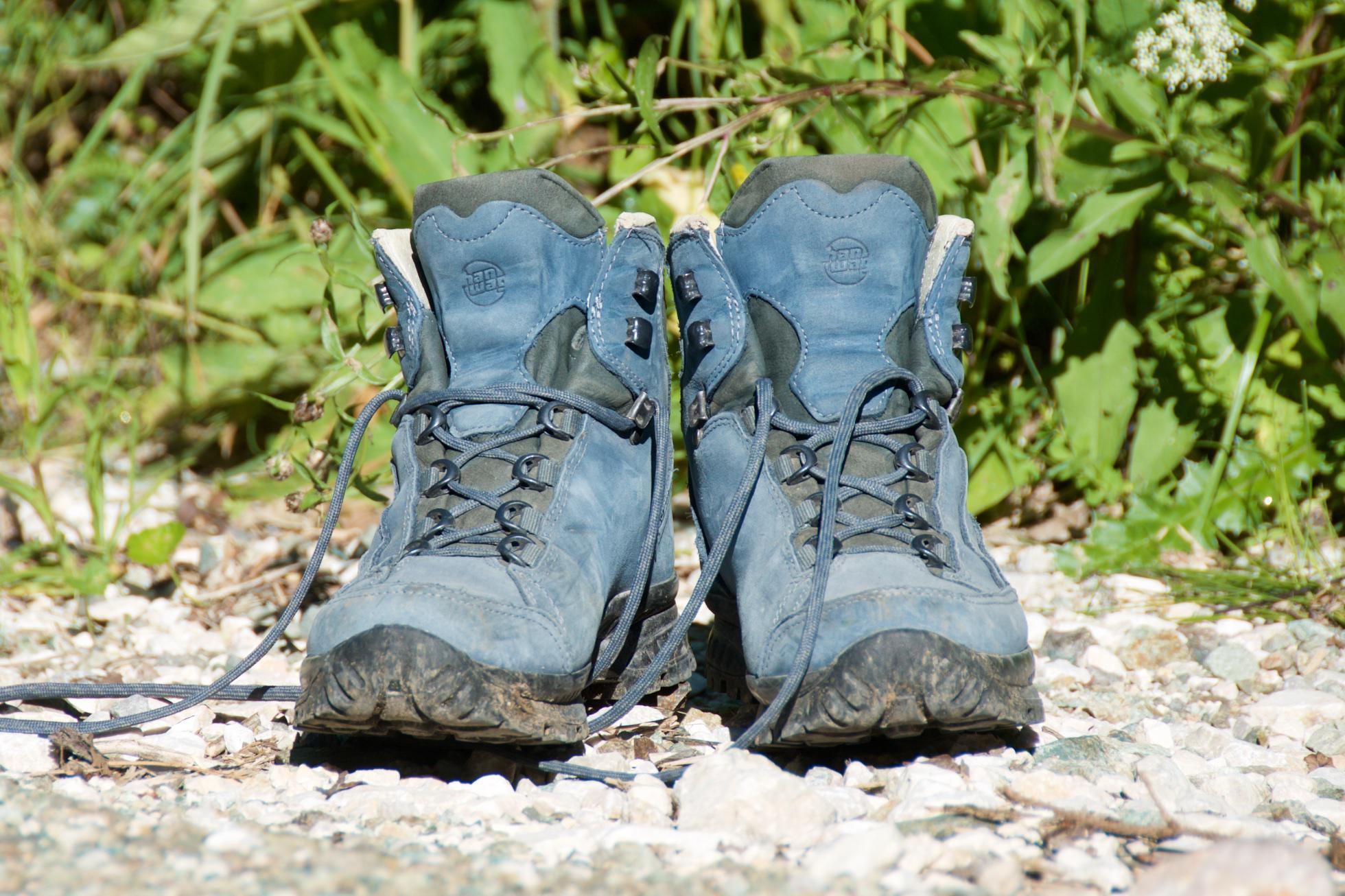 fc6fae517448 Test  Turistické topánky Hanwag Alta Bunion Lady GTX