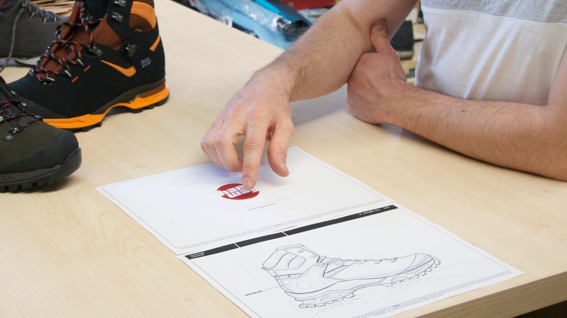 eec9d2e4753bb Reportáž: Ako sa vyrábajú topánky Hanwag   HIKING.SK