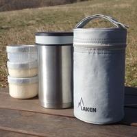 Test Nerezová termoska na jedlo Laken Len máločo padne na horách tak dobre  ako teplá polievka. A nielen tam. Teplé jedlo tiež výborne posilní na ... 0ed0118dbf8