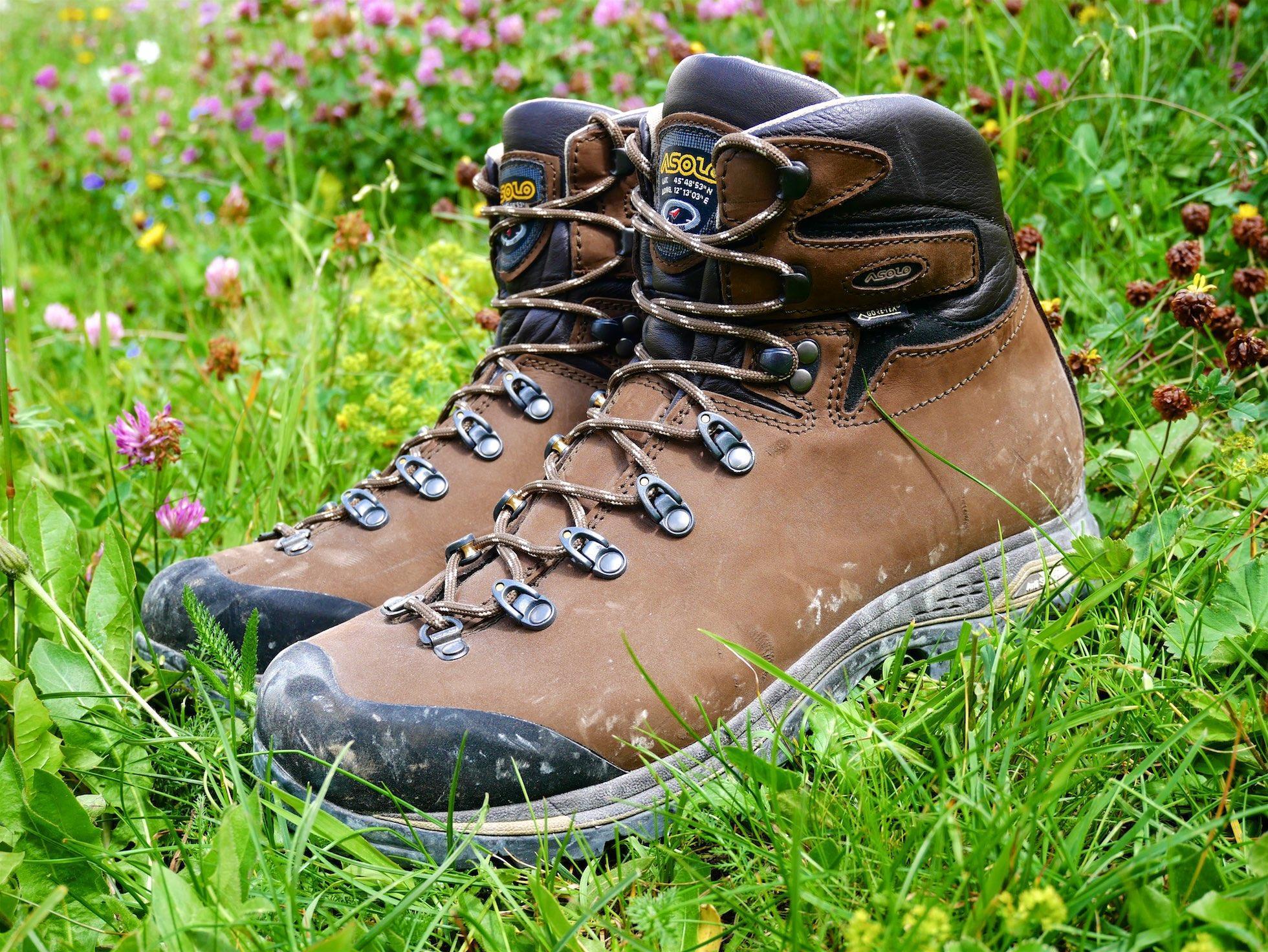 ff5c9915823d Recenzia  Turistické topánky Asolo Fandango DUO GV