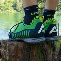 6b5939b321 Recenzia Alfa Knaus Advance – turistické polovičky do lesa Nízke turistické  topánky orientované na lesné a lúčne terény s tuhšou podrážkou
