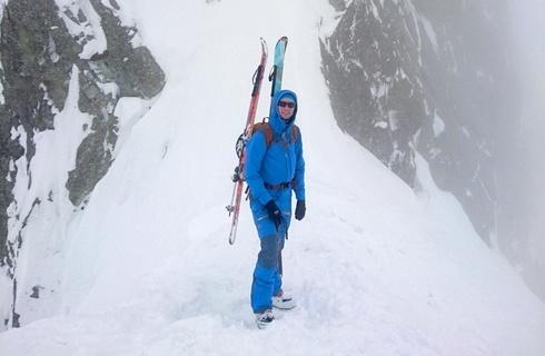 05c356a9568e Test Fjällräven Keb Touring – bunda a nohavice pre skitouring Set softshell  oblečenia je určený pre ľahšiu formu skialpu – tzv. skitouring – alebo  turistiku ...
