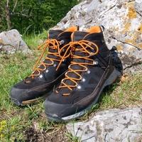 51d0c1bd26 Predstavenie Turistické topánky AKU Trekker Pro GTX Talianska značka AKU je  u nás menej rozšírená