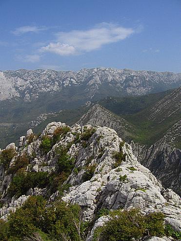 Paklenica Narodny Park Paklenica Chorvatsko Novalja
