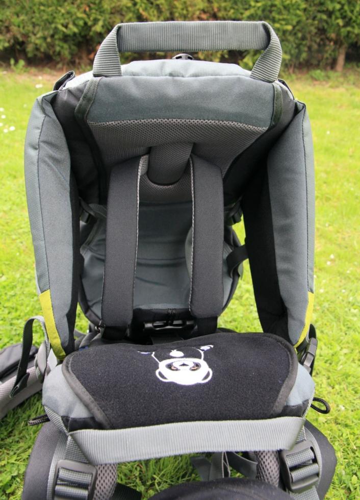 PR  Detský turistický nosič Corazon Panda (inzercia)  f8c44c92d6f