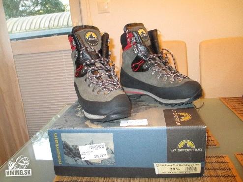 212f4b40cf0e Predaj  La Sportiva- dámske trekové topánky
