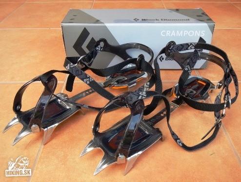 Predaj  Turistické mačky Black Diamond Contact  022071abee5